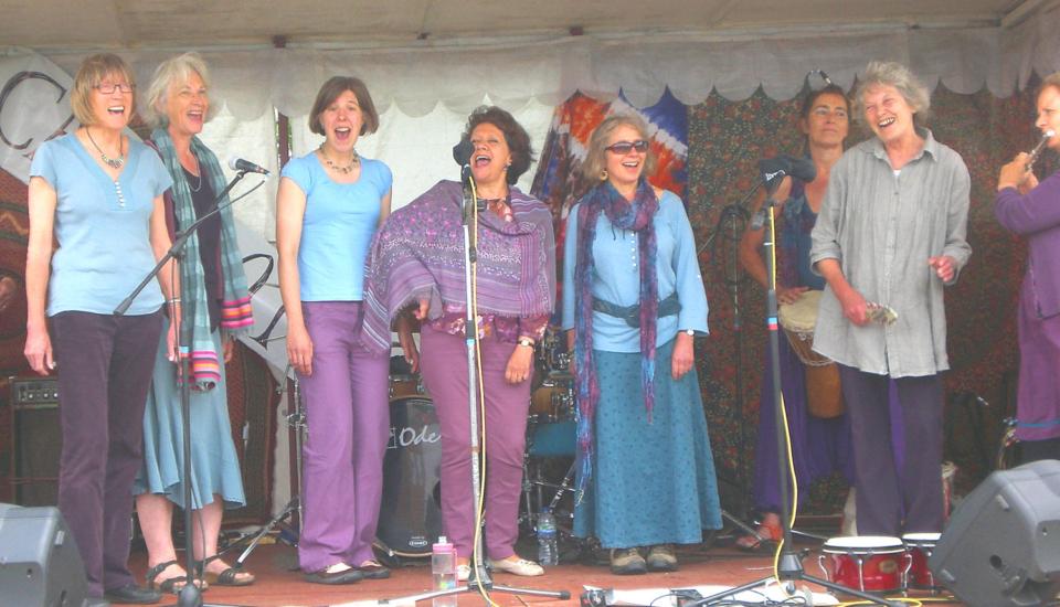 Women's choir in Somerset, Devon, Dorset, and Wiltshire
